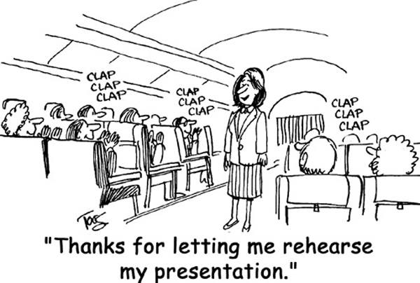 9 Tricks for Effective Presentations in Meetings