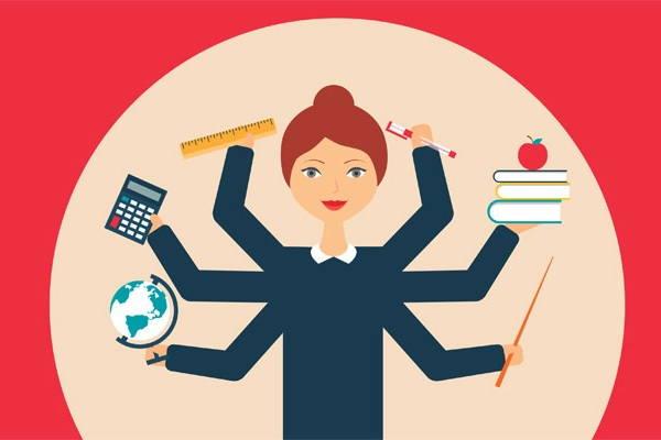 Multitasking bad for productivity