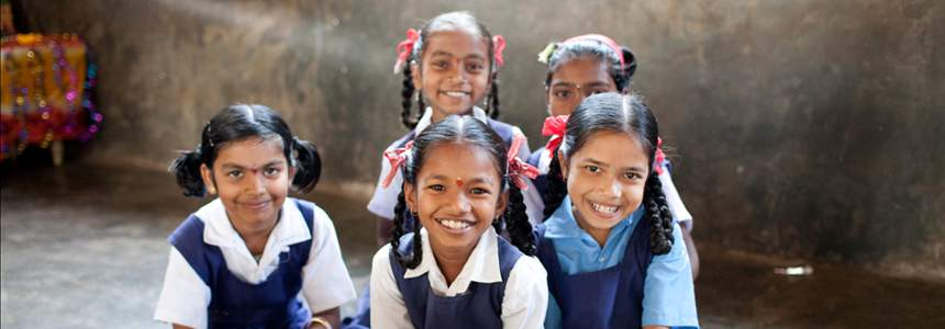 Girl Education India
