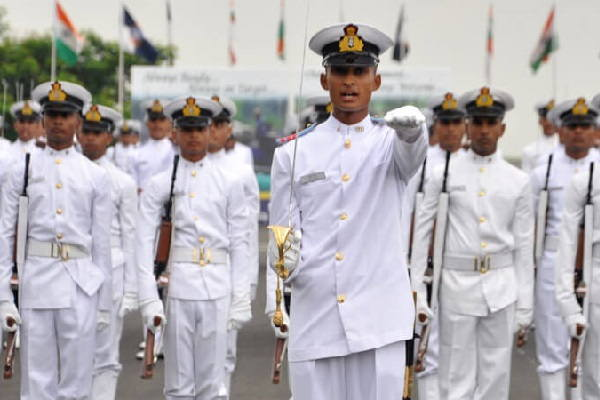 How to join the Indian Navy?