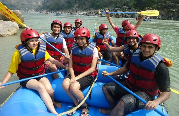 Career Lessons from River Rafting